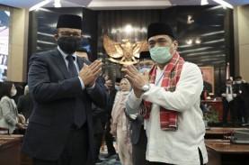 Besok Jokowi Lantik Wagub DKI Baru Dengan Upacara…
