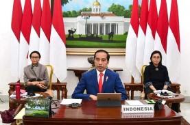 Jokowi Minta Kerja Sama Ekonomi Asean Plus Three Diperkuat