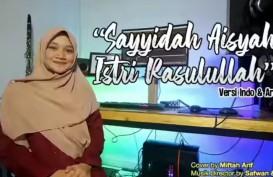 Hindari Kontroversi, Penyanyi ini Ubah Lirik Lagu Aisyah Istri Rasulullah