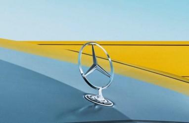 Terdampak Covid-19, Penjualan Global Mercedes Benz Turun 15%