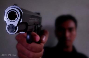 Baku Tembak dengan Orang Tak Dikenal, Polisi di Poso Terluka