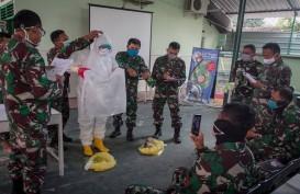 Panglima TNI: Pesawat TNI Siap Antar 100.000 APD
