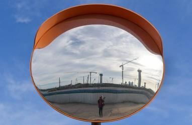 Selama PSBB, Proyek Jakarta International Stadium Jalan Terus