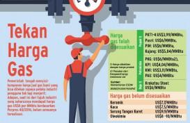 Harga Gas US$6 Per MMBtu Bakal Turunkan Harga Produk Industri