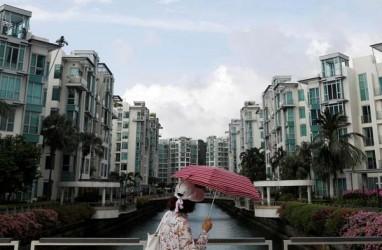 Lockdown Diperketat, Penjualan Rumah di Singapura Merosot