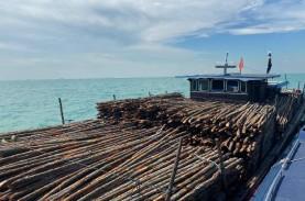 Bea Cukai Kepulauan Riau Amankan Kapal Pengangkut…