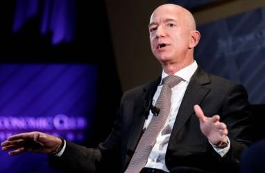 Di Tengah Pandemi Corona, Jeff Bezos Justru Tambah 'Tajir'