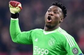 Kiper Ajax Amsterdam Andre Onana : Barcelona Rumah…