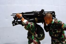 Impor Senjata Pada Maret Meroket
