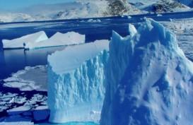 Lapisan Es Greenland Mencair Ekstrim Tahun Lalu