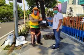 Pupuk Kaltim Salurkan Bantuan Antisipasi Covid -19 di Surabaya