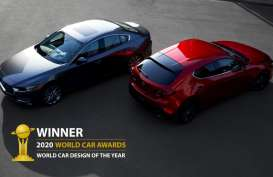 Mazda Rebut Lagi World Car Design of the Year lewat Mazda3