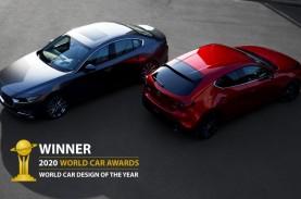 Mazda Rebut Lagi World Car Design of the Year lewat Mazda3