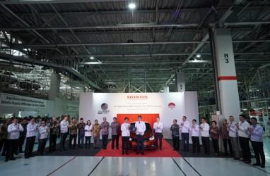 Dampak Covid-19, Permintaan Ekspor Mobil CBU Honda Turun