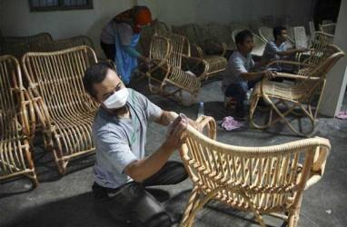 Pandemi Covid-19 Batalkan Ekspor Produk Kerajinan dan Furnitur