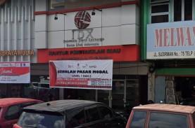 BEI Riau: Fluktuasi Pasar Kerek Nilai Transaksi pada…
