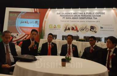Kinerja 2019 : Pendapatan Produsen Sepeda Listrik (SLIS) Naik 56,10 Persen