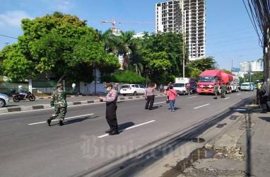 Langgar PSBB, Pemprov DKI Jakarta Tutup Sementara 23 Perusahaan