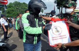 Dukung Masyarakat Terdampak PSBB, Kemenristek Donasikan Sembako