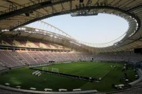 Makin Banyak Pekerja Proyek Stadion Piala Dunia 2022…