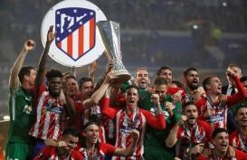 Jika La Liga Disetop, Atletico Madrid Tidak Lolos ke Liga Champions