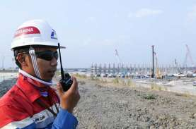 Proyek JTB Laksanakan Pemasangan Generator Selexol