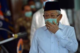 Pandemi Corona, Ini Imbauan Wapres Ma'ruf Jelang Ramadan