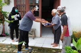 Dampak Virus Corona, Kementerian Sosial Salurkan Bansos di Jakarta