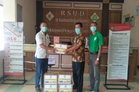 Deltomed Laboratories Donasikan 1 Juta Paket Antangin