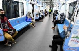 Mulai Senin, MRT Jakarta Hentikan Operasional 3 Stasiun Ini