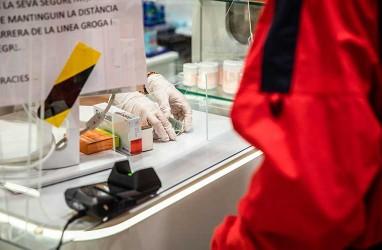 Persebaran Corona di Spanyol Naik Lagi, Nyaris Sentuh Capai 190.000 Kasus