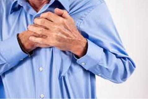 Gejala awal gagal jantung bisa dideteksi dengan mengenali gejalanya. - ilustrasi