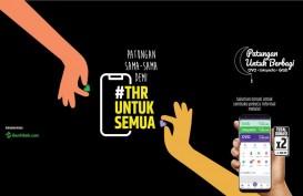 Empat Raksasa Perusahaan Digital RI Berkolaborasi Bantu Sektor Informal