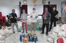 WNI Terdampak Virus Corona, KBRI Mesir Salurkan Bantuan Kebutuhan Pokok