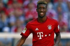 Tidak Naik Audi, Bayern Munchen Denda Kingsley Coman…