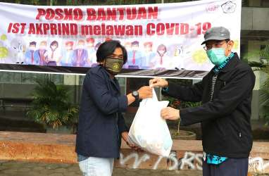 Kampus Swasta ini Bantu Sembako Mahasiswanya yang Bertahan di Jogja