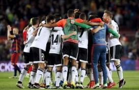 Valencia & Getafe Murka Cara Penetapan Tim Lolos ke Liga Champions