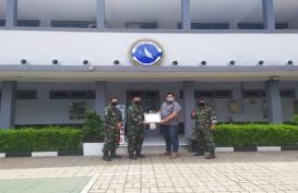 Citicon Serahkan Bantuan ke Satuan Kapal Patroli Lantamal V Surabaya