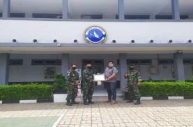 Citicon Serahkan Bantuan ke Satuan Kapal Patroli Lantamal…