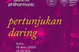 Malam ini Jakarta City Philharmonic Gelar Pertunjukan…
