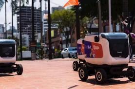 Hindari Corona, Kolombia Uji Coba Robot Pengantar…