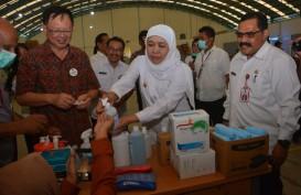 PSBB Surabaya: Besok Khofifah dan Risma Berunding di Gedung Grahadi