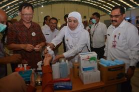PSBB Surabaya: Besok Khofifah dan Risma Berunding…