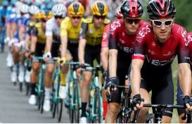 Bersepeda 36 Jam, Juara Tour de France Galang Dana Rp5,7 Miliar
