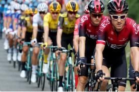 Bersepeda 36 Jam, Juara Tour de France Galang Dana…