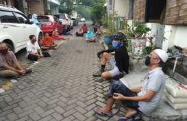 Kesadaran Masyarakat Semarang Terapkan Physical Distancing Rendah