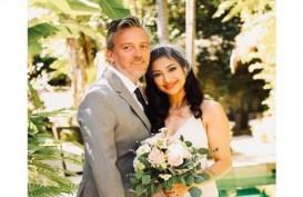 Rahma Azhari Menikah dengan Aktor Hollywood Paris Chong