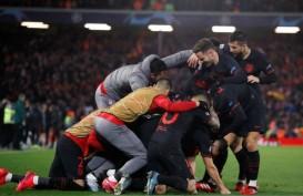 Penyesalan di Balik Kemenangan Atletico Madrid atas Liverpool