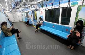 Penurunan Jumlah Penumpang Terbesar Dialami MRT