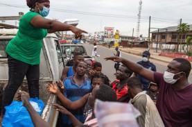 Peningkatan Kesiagaan Terhadap Virus, Presiden Ghana…